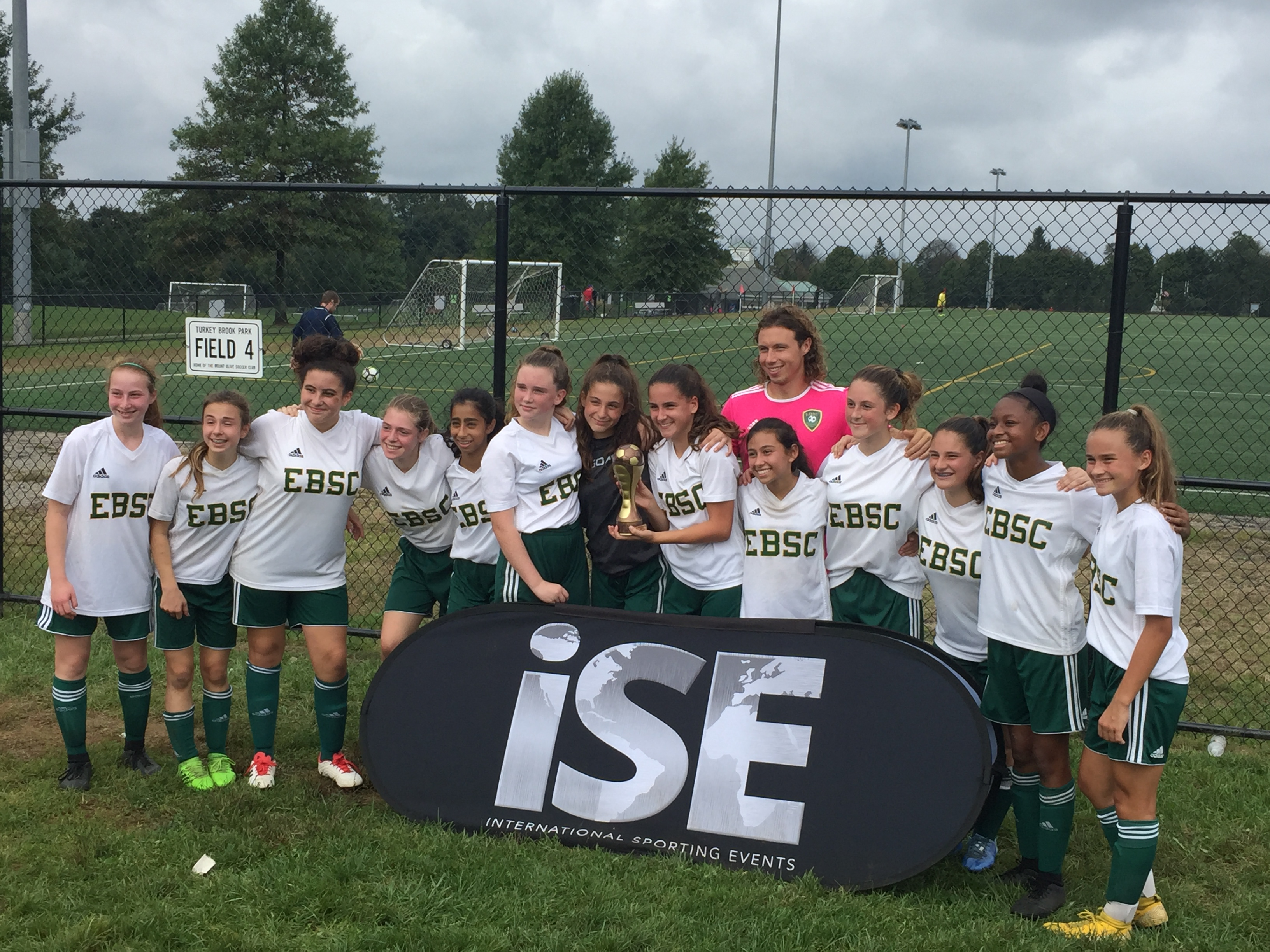 East Brunswick Soccer Club | Volunteer spot still open
